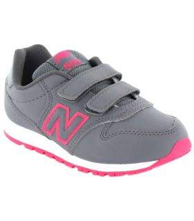 New Balance KV500PNI New Balance Calzado Casual Baby Lifestyle Tallas: 18,5, 21; Color: gris