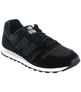 New Balance WL373KSP New Balance Calzado Casual Mujer Lifestyle Tallas: 37; Color: negro