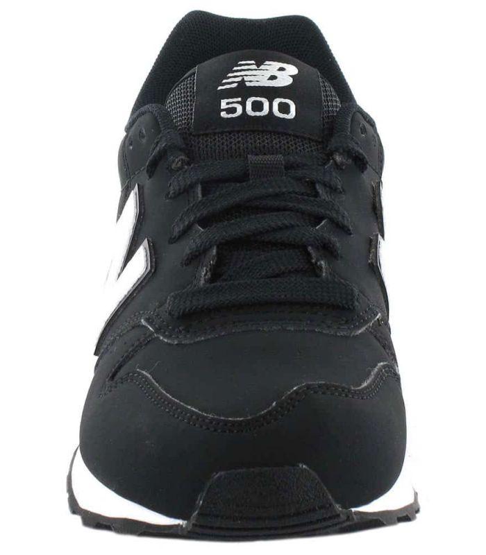 new balance 500 negro mujer