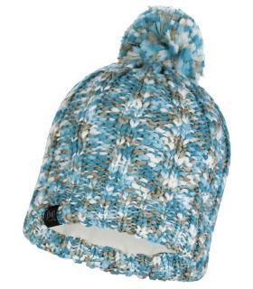 Buff Cap Buff Livy Buff Gorros - Guantes Textil montaña Color: azul