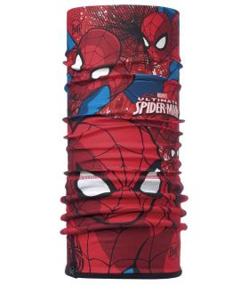 Buff Spiderman Polar Buff Approach Multi Black Buff Buff Montaña Montaña Color: rojo