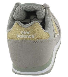 New Balance KJ373GUY New Balance Calzado Casual Junior Lifestyle Tallas: 37, 38, 40; Color: beige