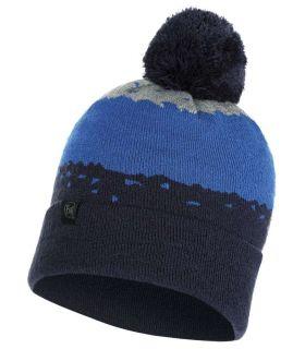 Buff Cap Buff Tove Buff Gorros - Guantes Textil montaña Color: azul
