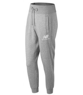 New Balance FT Sweatpant W Gris