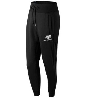 New Balance FT Sweatpant W Negro