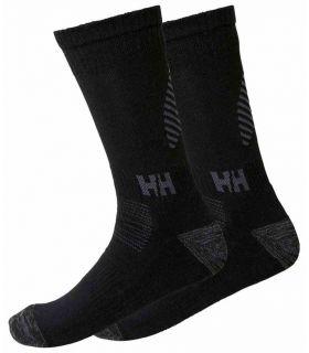 Helly Hansen Calcetines Lifa Merino 2 Pack - Calcetines Montaña - Helly Hansen negro 42 /