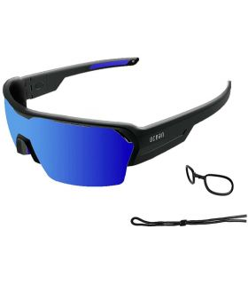 Ocean Race Shinny Black / Revo Blue
