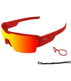 Ocean Race Matte Red / Red Revo