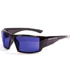 Blueball Monaco Shiny Black / Revo Blue - Gafas de Sol Sport - negro