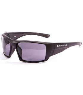 Blueball Monaco Matte Black / Smoke - Gafas de Sol Sport - Blueball negro