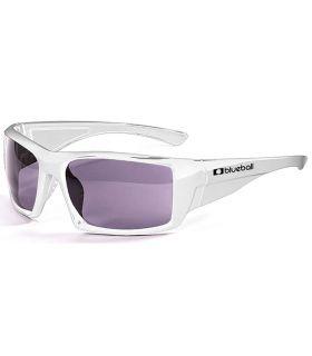 Blueball Monaco Shiny White / Smoke - Gafas de Sol Sport - Blueball blanco