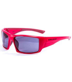 Blueball Monaco Matte Red / Smoke - Gafas de Sol Sport - Blueball rojo