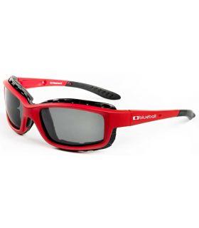 Blueball Saint Malo Matte Red / Smoke - Gafas de Sol Sport - Blueball rojo