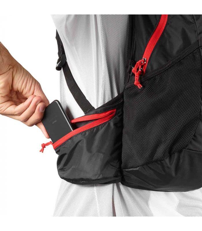 grand choix de b2834 d21c5 Technical backpack Salomon Trail 20 Black/Red
