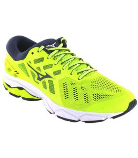 Mizuno Wave Ultima 11 Yellow
