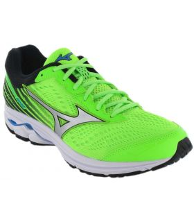 Mizuno Wave Rider 22 Green