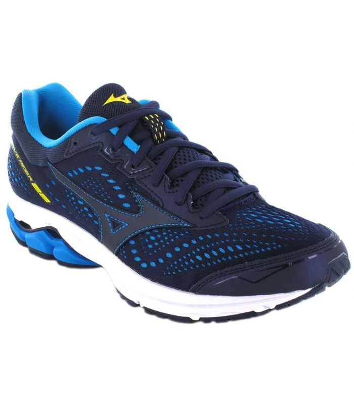 a77d587bb0c Running Shoes Mizuno Wave Rider 22 Marine