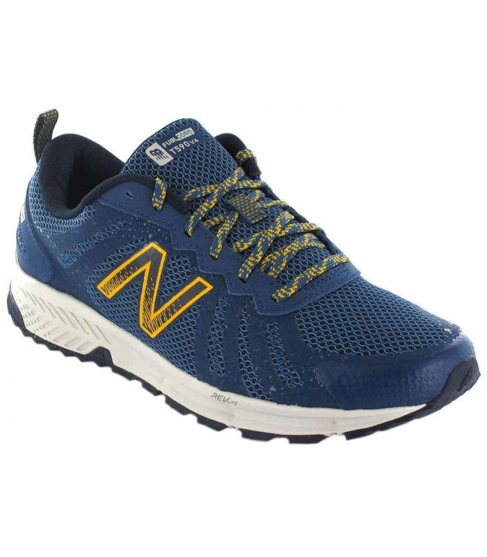 zapatillas running hombre trail new balance