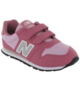 New Balance IV500PK - Calzado Casual Baby - New Balance rosa 25, 22.5