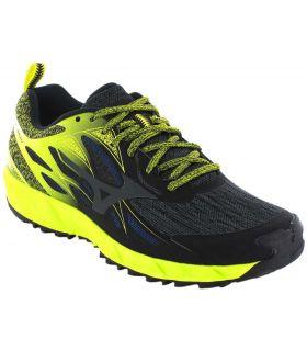 Mizuno Wave Ibuki - Zapatillas Trail Running Hombre - Mizuno negro 43, 44, 45, 42,5, 46