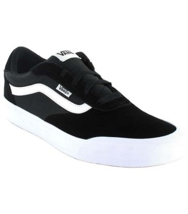 Vans Palomar Y Negro Vans Calzado Casual Junior Lifestyle Tallas: 36; Color: negro