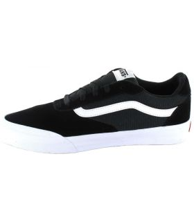 Vans Palomar Y Negro Vans Calzado Casual Junior Lifestyle Tallas: 36; Color: negro