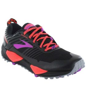 Brooks Cascadia 13 W Negro Brooks Zapatillas Trail Running Hombre Zapatillas Trail Running Tallas: 37,5, 38, 38,5, 39