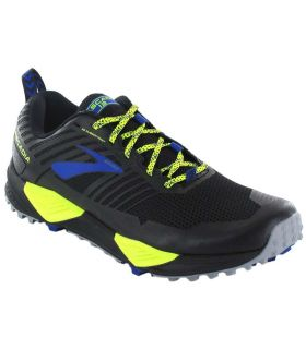 Brooks Cascadia 13 Negro Brooks Zapatillas Trail Running Hombre Zapatillas Trail Running Tallas: 41, 44, 45,5; Color: