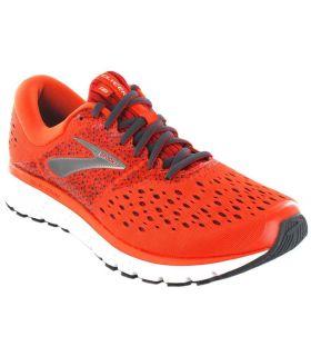 Brooks Glycerin 16 Naranja Zapatillas Running Hombre Zapatillas