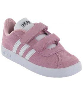 Adidas VL Court 2.0 CMF Rosa