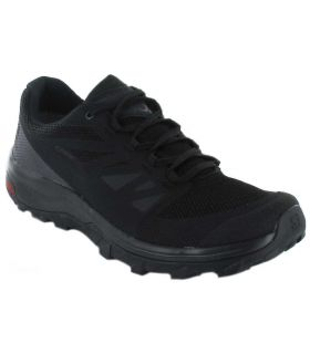 Salomon OUTline Gore-Tex - Zapatillas Trekking Hombre - Salomon negro 43 1/3, 44, 45 1/3