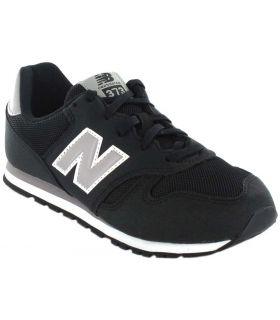 New Balance YC373BG - Calzado Casual Junior - New Balance negro 37, 39