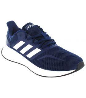 Adidas Runfalcon - Zapatillas Running Hombre - Adidas azul marino 42, 42 2/3, 43 1/3, 44