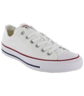 Converse Chuck Taylor All Star Classic Blanco Converse Calzado Casual Mujer Lifestyle Tallas: 39,5, 40, 42, 43, 45