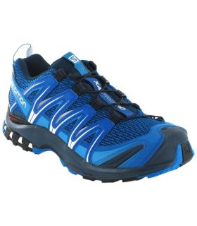 Salomon XA Pro 3D Azul Salomon Zapatillas Trail Running Hombre Zapatillas Trail Running Tallas: 42, 45 1/3, 46; Color: