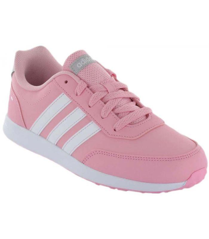 adidas vl court 2.0 k rosa