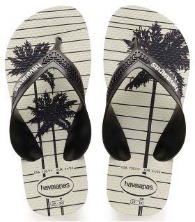 Havaianas Kids Max Trend - Tienda Sandalias / Chancletas Junior - Havaianas negro 27 /
