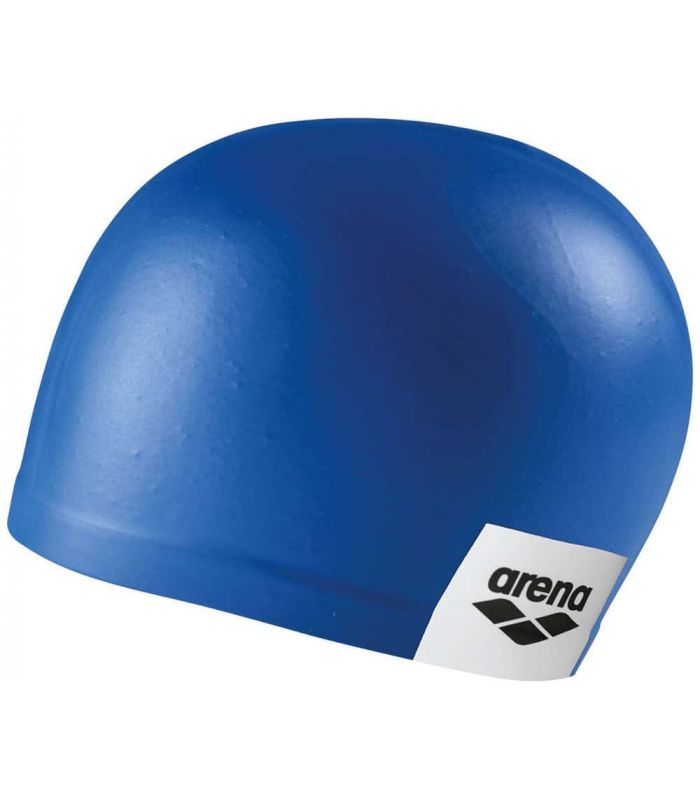 Sand Cap Swimming Logo Moulded Blue - Swimming Gorros-Triathlon