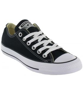 Converse Chuck Taylor All Star Classic Negro Converse Calzado Casual Mujer Lifestyle Tallas: 36,5, 37, 37,5, 38, 39