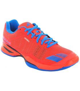 Babolat JET Team Clay Rojo - Calzado Padel - Babolat rojo 42, 42,5, 43, 44, 44,5, 45, 46