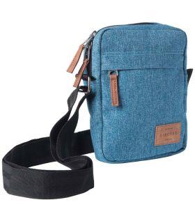 Rip Curl Bolso No Idea Pouch Solead Azul Rip Curl Mochilas - Bolsas Running Color: azul