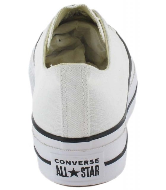 Converse Chuck Taylor All Star Lift White