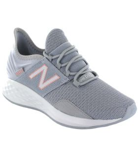 New Balance WROAVLG New Balance Calzado Casual Mujer Lifestyle Tallas: 36,5, 37, 38, 39, 40, 40,5; Color: gris