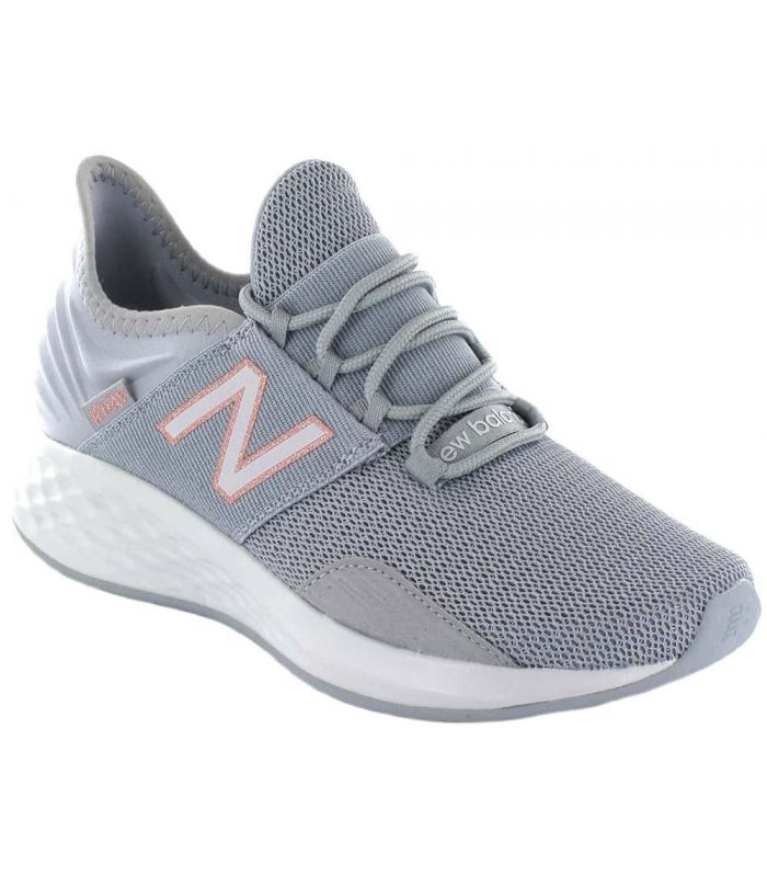 tenis mujer new balance gris