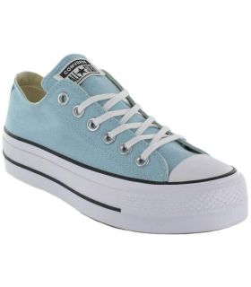 Converse Chuck Taylor All Star Lift Turquesa