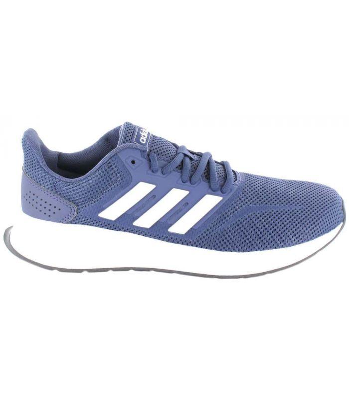 W Zapatilla Running Azul Adidas Runfalcon u1JcFTlK3