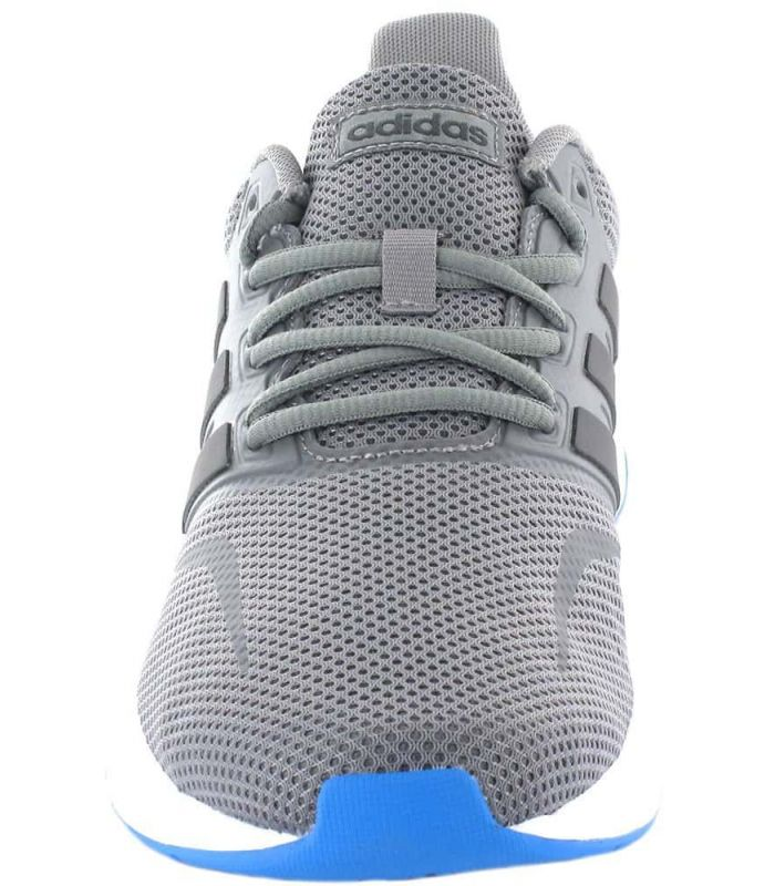 zapatillas running adidas hombre falcon gris