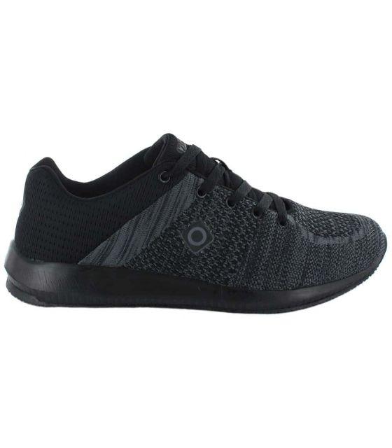 Izas Lenco Izas Calzado Casual Hombre Lifestyle Tallas: 41, 42, 43, 44, 45, 46; Color: negro