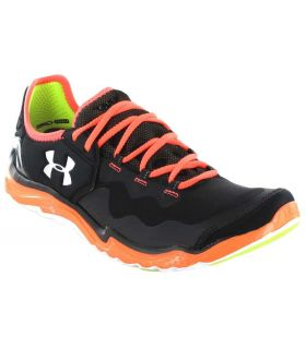Under Armour Charge RC 2 Negro - Zapatillas Running Hombre - Under Armour negro 45, 45,5