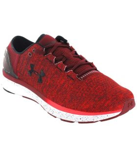 Under Armour Charged Bandit 3 Rojo - Zapatillas Running Hombre - Under Armour rojo 44, 45